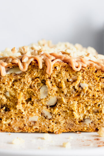 Carrot Cake Saludable